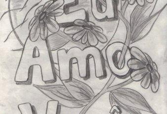 Dibujos Romanticos para colorear