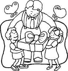 Dibujos por el dia de papa