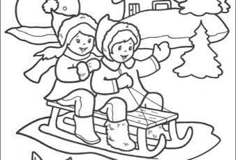 Dibujos de Navidad para todos