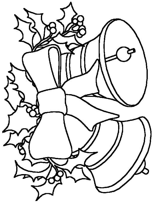 Dibujos de Campanas de navidad