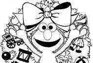 Lindos Dibujos de Navidad para Pintar y Colorear Gratis